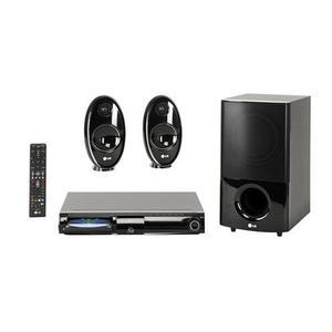 Lg HB354BS Soundbar & Kotiteatteri - Musta