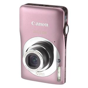 Compact - Canon IXUS 105 Rose Canon Canon Zoom Lens 4X IS 28-112mm f/2.8-5.9