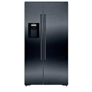 Réfrigérateur américain Connecté Siemens KA92DHXFP