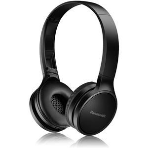 Kopfhörer Bluetooth mit Mikrophon Panasonic RP-HF400B - Schwarz