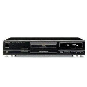 CD-Soitin Technics SL-PG480A