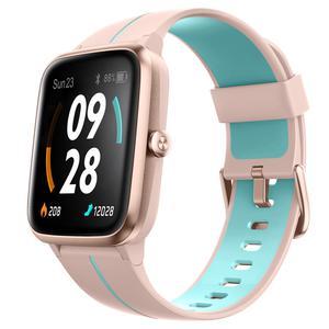 Smart Watch Cardiofrequenzimetro GPS Ulefone Watch GPS - Rosa/Blu