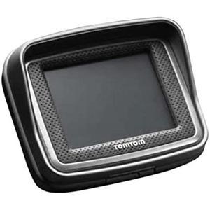 "GPS Moto Écran Tactile 3,5"" Tomtom Rider 2nd Edition Europe - Gris/Noir"
