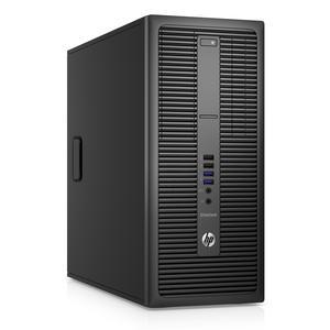 HP EliteDesk 800 G2 Core i5 3,2 GHz - HDD 500 Go RAM 4 Go