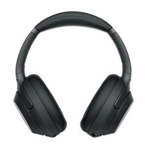WH-1000XM3 Redutor de ruído Auscultador- Bluetooth com microfone - Preto