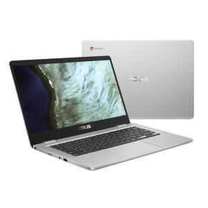Asus ChromeBook C423NA-BZ0219 Celeron 1,1 GHz 64GB eMMC - 8GB AZERTY - Französisch