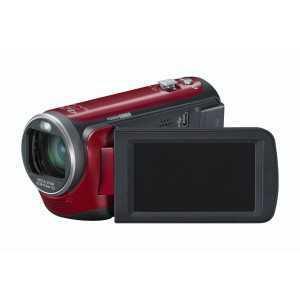 Caméra Panasonic HDC-SD80 USB 2.0 - Rouge