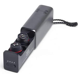 Jbl Under Armour True Wireless Flash Earbud Bluetooth Earphones - Black