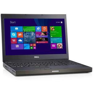"Dell Precision M4800 15"" Core i7 3 GHz - SSD 256 GB - 16GB QWERTZ - Deutsch"
