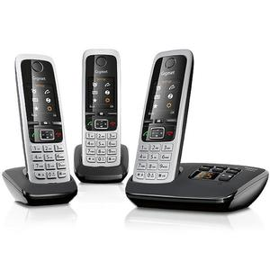 Teléfono fijo inalámbrico GIGASET C430 A TRIO