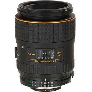 Objektiv Nikon F 100mm f/2.8