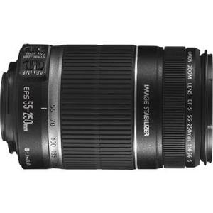 Objectif Canon EF-S 55-250mm 1:4-5.6 IS