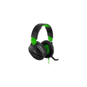 Kopfhörer Gaming mit Mikrophon Turtle Beach Recon 70X - Schwarz/Grün