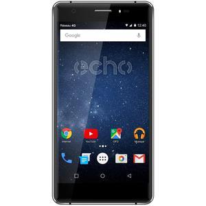 Echo Star Plus 16GB Dual Sim - Zwart - Simlockvrij
