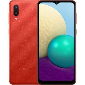 Galaxy A02 32 GB (Dual Sim) - Vermelho - Desbloqueado