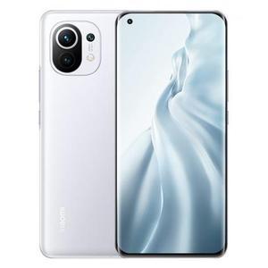 Xiaomi Mi 11 128 gb Διπλή κάρτα SIM - Άσπρο - Ξεκλείδωτο