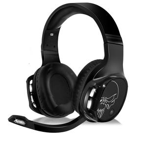 Casque Réducteur de Bruit Gaming Bluetooth avec Micro Spirit Of Gamer XPERT-XH1100 - Noir