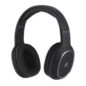 Kopfhörer Bluetooth mit Mikrophon Ngs Artica Pride - Schwarz