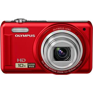 Olympus VR-310 Compact 14Mpx - Red