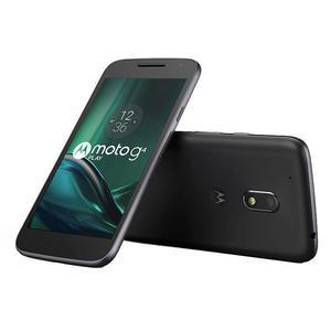 Motorola Moto G4 Play 8GB Dual Sim - Musta - Lukitsematon