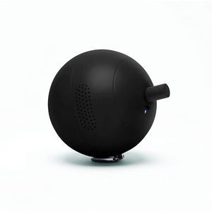 Lautsprecher Bluetooth Lexon Ball B07JGHNBFZ - Schwarz