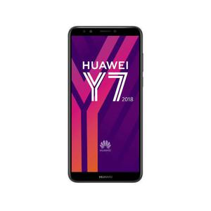 Huawei Y7 (2018) 16GB - Musta (Midnight Black) - Lukitsematon