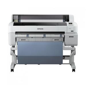Imprimante Grand Format Epson SureColor T5200 - Blanc