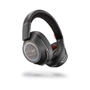 Plantronics Voyager 8200 UC Koptelefoon Geluidswering Bluetooth Microfoon - Zwart