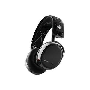 Steelseries Arctis 9 Noise-Cancelling Gaming Bluetooth Headphones with microphone - Black
