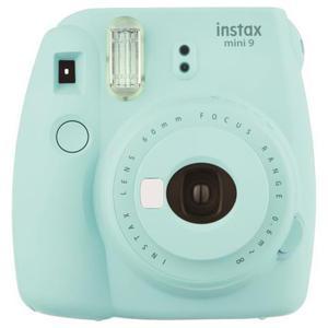 Sofortbildkamera - Fujifilm Instax Mini 9 Blau Fujifilm Instax Lens 60mm f/12.7