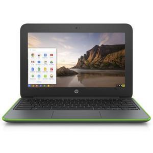 HP Chromebook 11 Celeron 1,6 GHz 32Go eMMC - 4Go AZERTY - Français