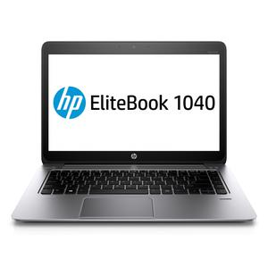 "HP EliteBook Folio 1040 G2 14"" Core i5 2,3 GHz - SSD 480 Go - 4 Go QWERTZ - Allemand"