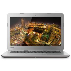 Toshiba ChromeBook CB30-A3120 Celeron 1.4 GHz 16GB eMMC - 2GB QWERTY - English (US)