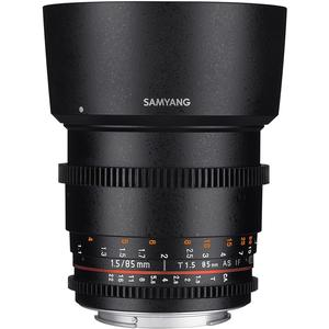 Objektiivi Samyang Micro 4/3 85mm T1.5 VDSLR MK2 Cine
