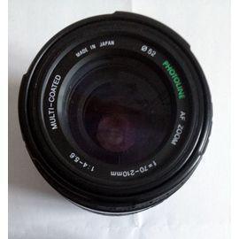 Lens AF 70-210mm 4