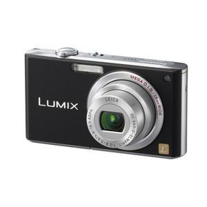 Compact - Panasonic DMC-FX33 Noir Leica Panasonic Leica DC Vario Elmarit MEGA OIS Wide 28-100 mm f/2.8-5.6