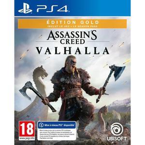 Assassins' Creed Valhalla Gold Edition - PlayStation 4