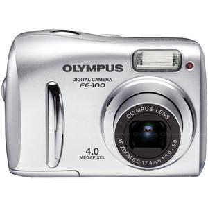 Olympus FE-100 Compact 4Mpx - Grey
