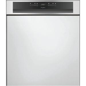 Lave-vaisselle encastrable 59 cm Whirlpool WBO3T133PFX - 14 Couverts