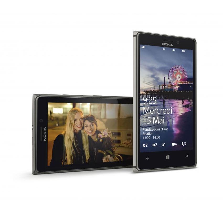 Nokia Lumia 925 - Gris - Libre