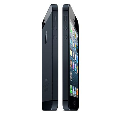 iPhone 5 16 Go - Noir - Orange